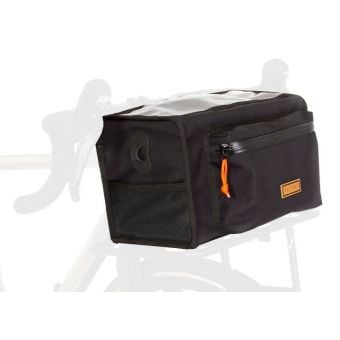 Restrap 17L Rando Small Rack Bag Black