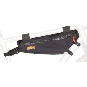 Restrap 3.5L Medium Frame Bag Black