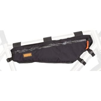 Restrap 4.5L Large Frame Bag Black