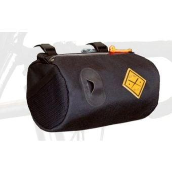 Restrap 1.5L Canister Handlebar Bag Black