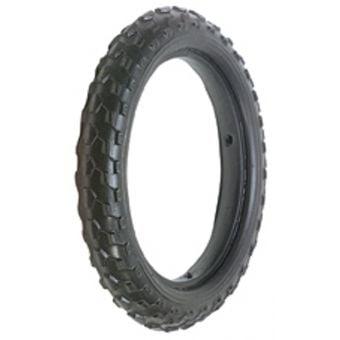 Rex 12.5 x 2.25 EVA Solid Foam Tyre Black