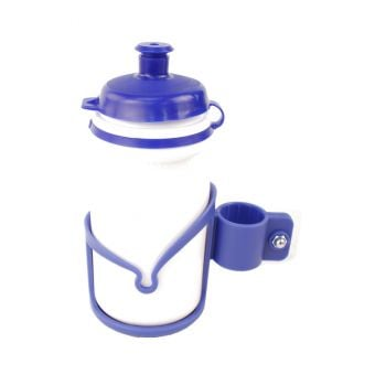Rex Kids Bottle Cage with Bottle Blue