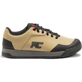 Ride Concepts Hellion Elite Flat MTB Shoes Tan/Black
