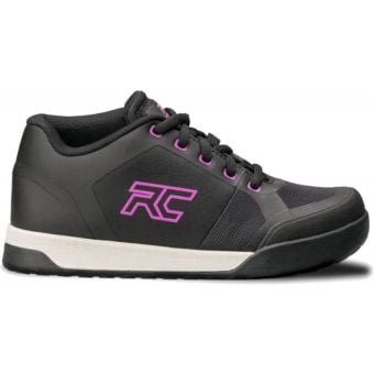 Ride Concepts Skyline Womens Flat MTB Shoes Black/Purple