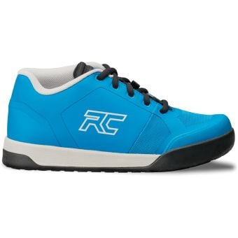 Ride Concepts Skyline Womens Flat Pedal MTB Shoes Blue/Light Grey