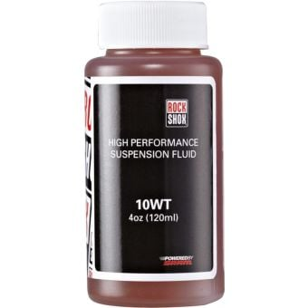 RockShox 10WT High Performance Suspension Fluid 120ML