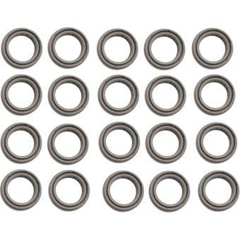 RockShox 32mm Fork Dust Wipers Grey (20 Pack)