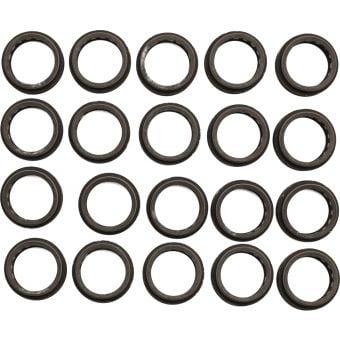RockShox 35mm Fork Dust Wipers Black (20 pack)