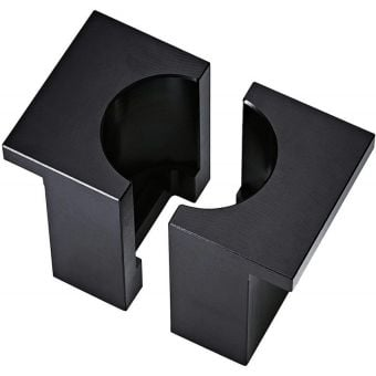 RockShox Rear Shock Body Vise Blocks Black