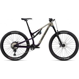 "Rocky Mountain 2021 Instinct Carbon 70 29"" MTB Purple/Beige Large"
