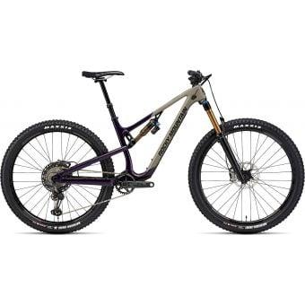 "Rocky Mountain 2021 Instinct Carbon 90 29"" MTB Purple/Beige"