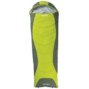 Roman Palm Visa Sleeping Bag Lime Green
