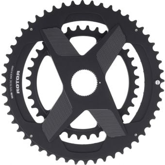 Rotor noQ Rings 53/39T Direct OCP Mount Chainrings