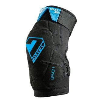 Seven 7iDP Flex Knee Pads Black