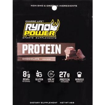 Ryno Power Protein Powder Chocolate 45g
