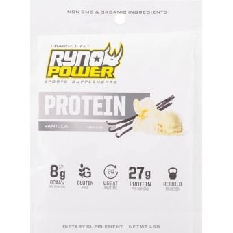 Ryno Power Protein Powder Vanilla 45g