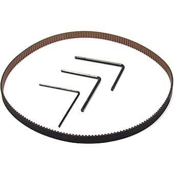Saris Direct Drive Belt Replacement for Hammer/H2 Trainer