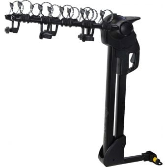 Saris Glide EX 5-Bike Hitch Mounted Bike Carrier Black