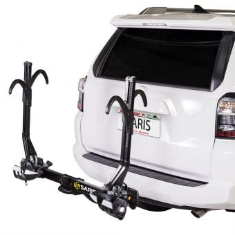 Saris Superclamp EX 2 Bike Hitch Mounted Car Rack