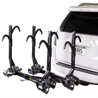 Saris Superclamp EX 4 Bike Hitch Mounted Car Rack