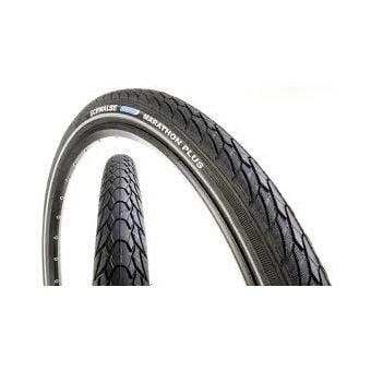 Schwalbe Marathon Plus Smart Guard 26 x 1.35 Reflective Tyre