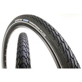 Schwalbe Marathon Plus Smart Guard 700 x 25c Reflective Tyre