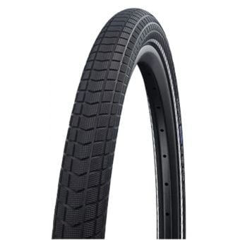 "Schwalbe Big Ben Plus 29x2.0"" E-50 Reflective Tyre Black"