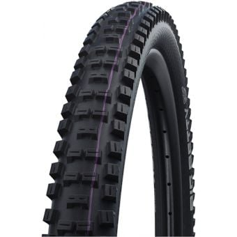 "Schwalbe Big Betty 27.5x2.4"" Super Downhill TLE E-50 MTB Folding Tyre Black"