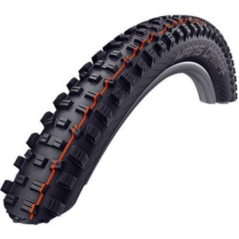 "Schwalbe Hans Dampf HS491 27.5x2.35"" (650B) Addix Soft SnakeSkin Tubeless-Easy Folding Tyre"