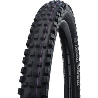 "Schwalbe Magic Mary 27.5x2.4"" Super Downhill TLE MTB Folding Tyre Black"
