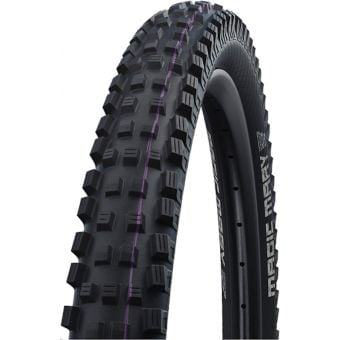 "Schwalbe Magic Mary 27.5x2.4"" Super Gravity TLE E-50 MTB Folding Tyre Black"