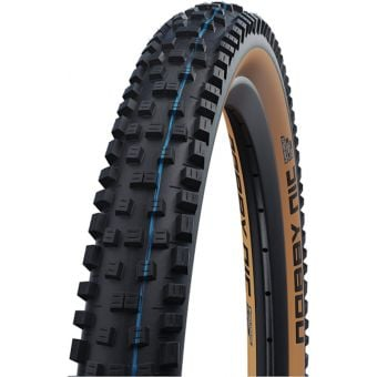 "Schwalbe Nobby Nic 29x2.35"" Super Ground TLE MTB Folding Tyre Skinwall"