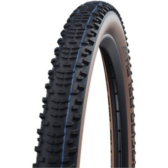 "Schwalbe Racing Ralph 27.5x2.25"" Super Ground TLE E-25 MTB Folding Tyre Black"