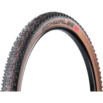"Schwalbe Racing Ralph 29x2.25"" Super Race TLE MTB Folding Tyre Black"