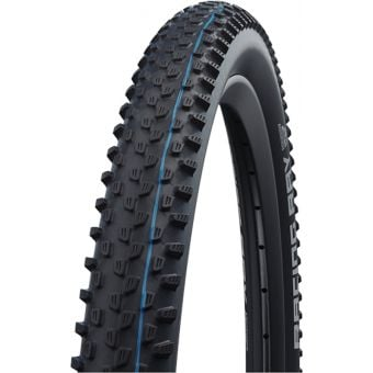 "Schwalbe Racing Ray 27.5x2.25"" Super Ground TLE MTB Folding Tyre Black"