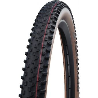 "Schwalbe Racing Ray 29x2.35"" Super Race TLE E-25 MTB Folding Tyre Skinwall"