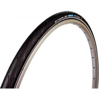 "Schwalbe Spicer Plus Puncture Guard Active Line Reflective Sidewall E-25 26"" x 1.5"" Tyre"