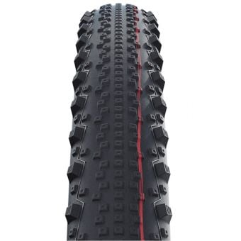 "Schwalbe Thunder Burt 29x2.25"" Super Ground TLE E-25 MTB Folding Tyre Black"