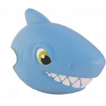 ScootaHeadz Blue Shark