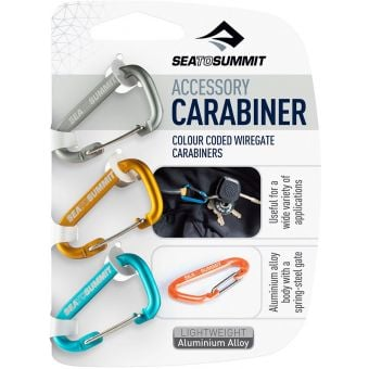 Sea To Summit Accessory Carabiners 3-Pack