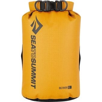 Sea To Summit Big River 8L Dry Bag Yellow