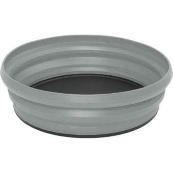 Sea To Summit Large X-Bowl 1150mL Collapsible Bowl Grey