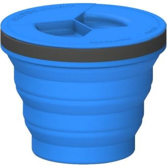 Sea To Summit Medium X-Seal & Go Collapsible Container Blue