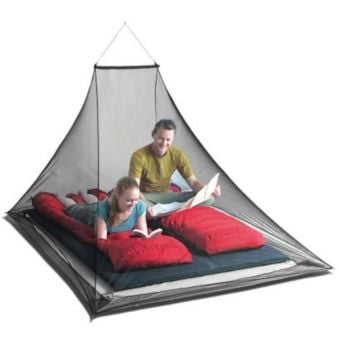 Sea To Summit Mosquito Net Double with Permethrin Treatment