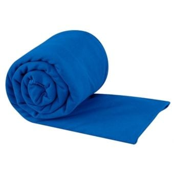 Sea To Summit Pocket Towel Large Cobalt