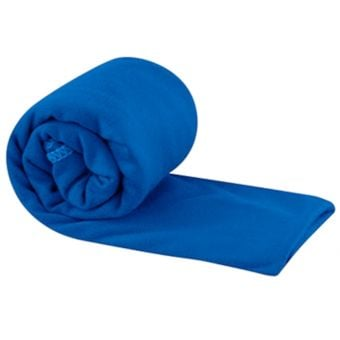 Sea To Summit Pocket Towel Small Cobalt