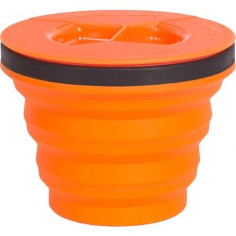 Sea To Summit Small X-Seal & Go Collapsible Container Orange