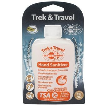 Sea To Summit Trek & Travel Hand Sanitiser Gel 89mL