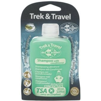 Sea To Summit Trek & Travel Shampoo & Conditioner 89mL