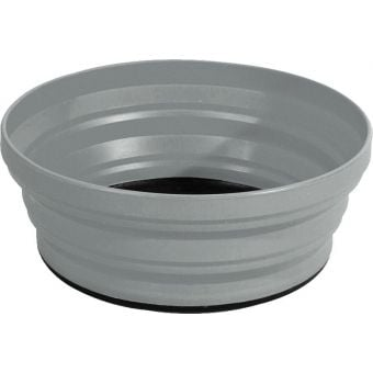 Sea To Summit X-Bowl 650mL Collapsible Bowl Grey